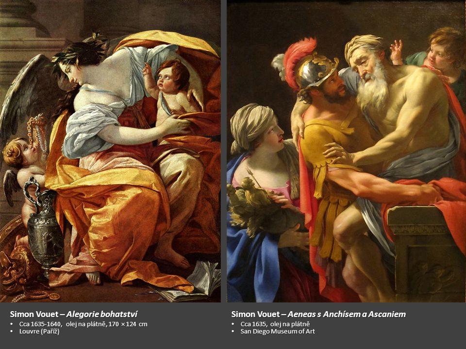 Simon Vouet – Alegorie bohatství
