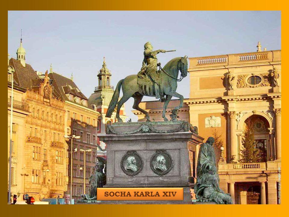 SOCHA KARLA XIV