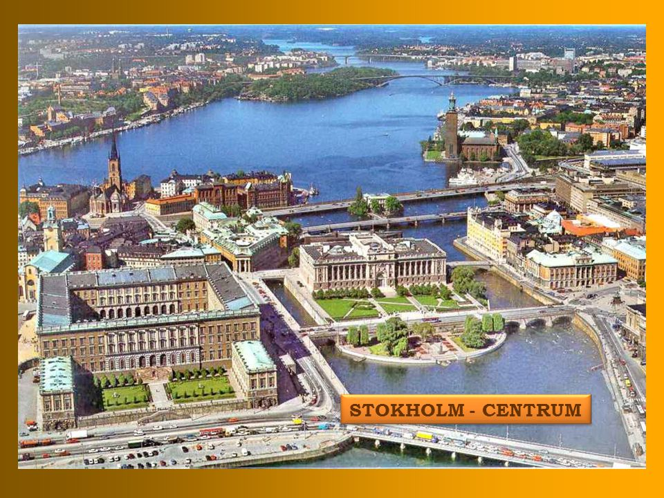 STOKHOLM - CENTRUM