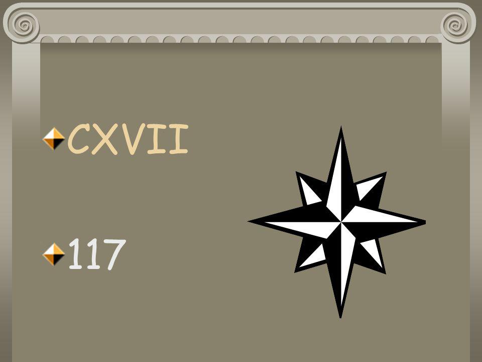 CXVII 117