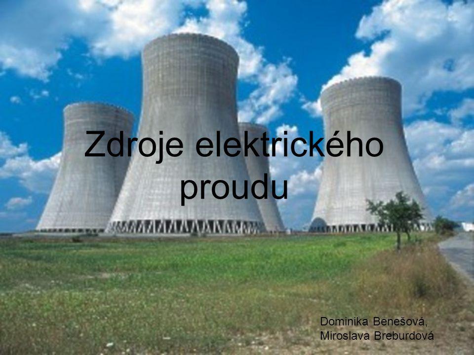 Zdroje elektrického proudu