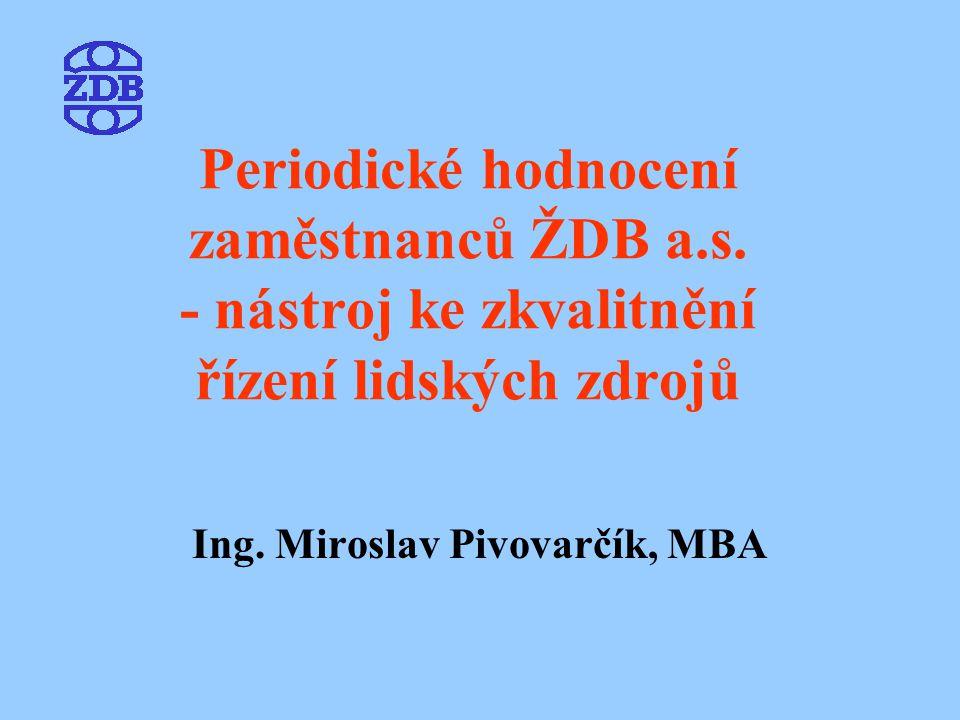 Ing. Miroslav Pivovarčík, MBA