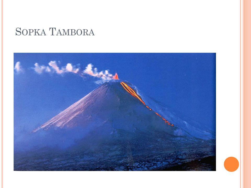 Sopka Tambora