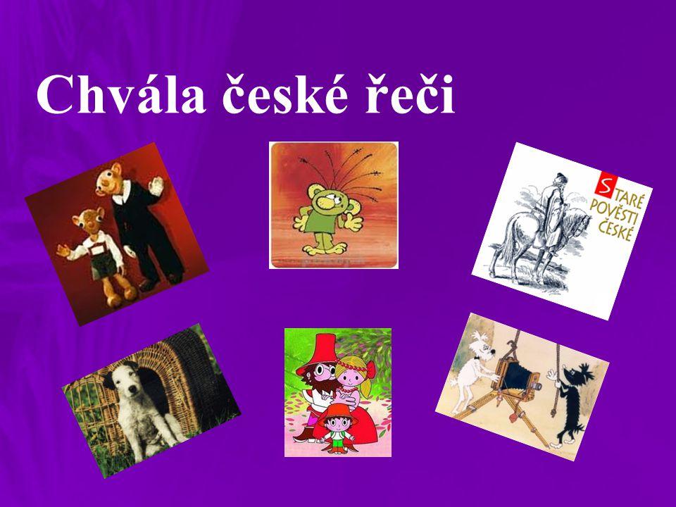 Chvála české řeči