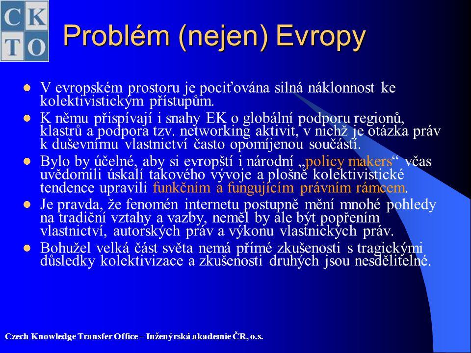 Problém (nejen) Evropy