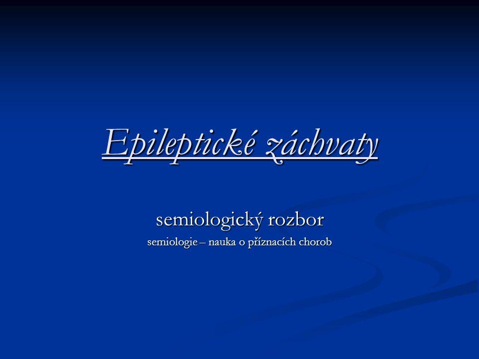 semiologický rozbor semiologie – nauka o příznacích chorob