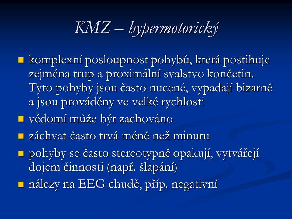 KMZ – hypermotorický