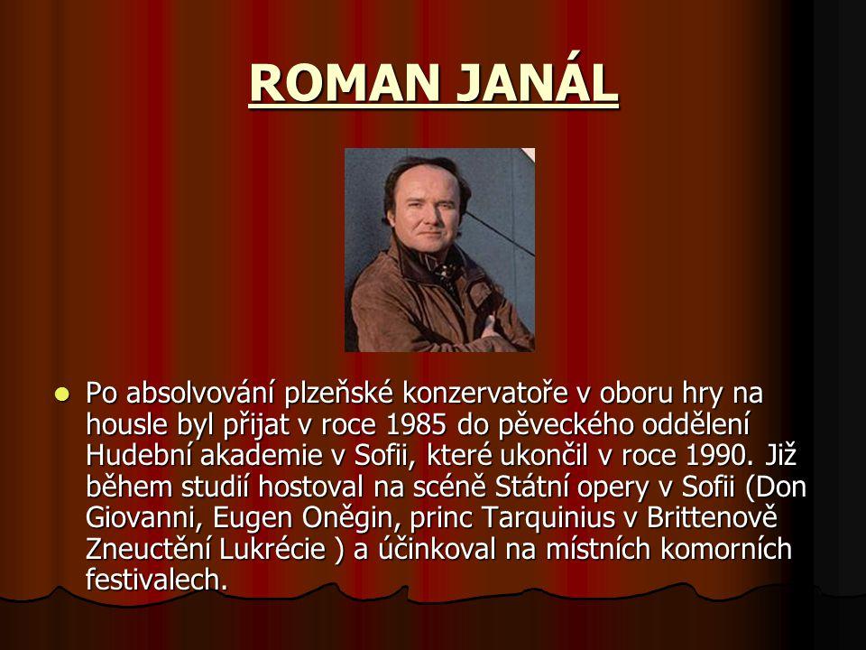 ROMAN JANÁL