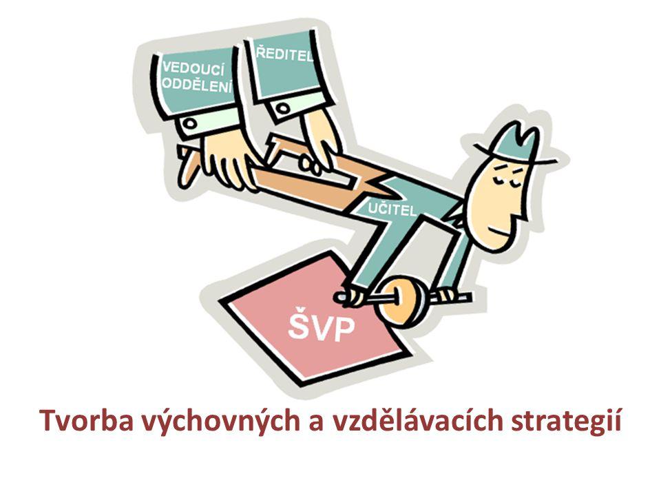Tvorba výchovných a vzdělávacích strategií