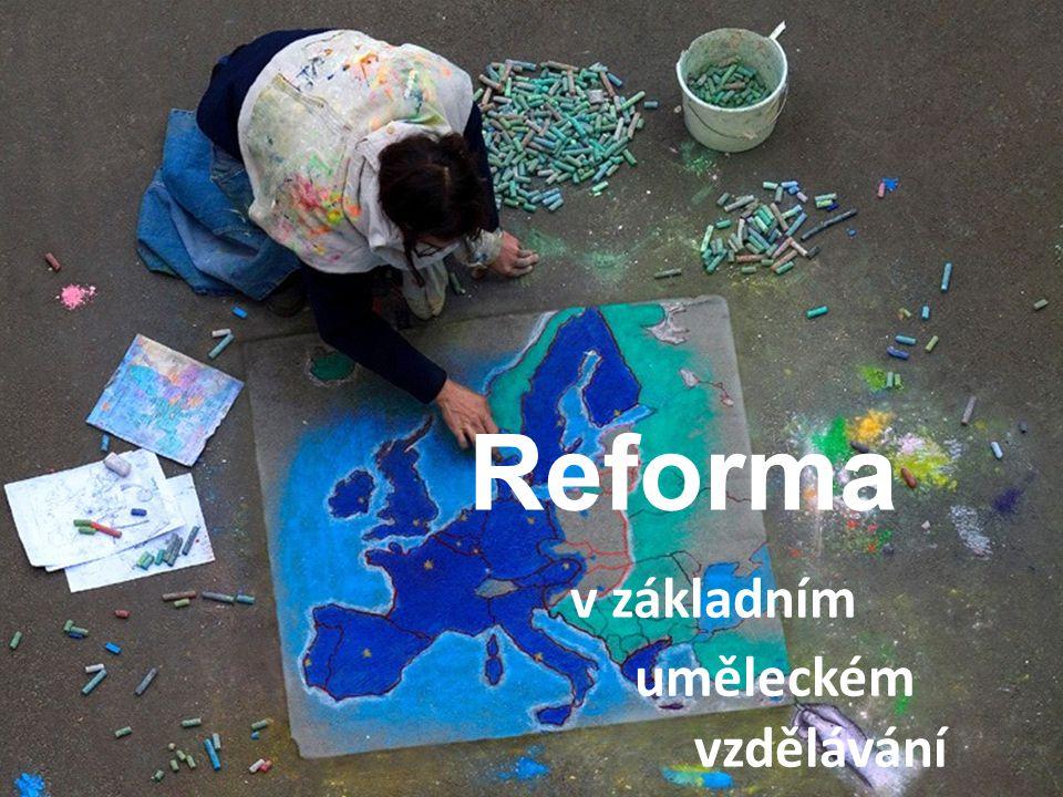 Reforma v základním uměleckém vzdělávání