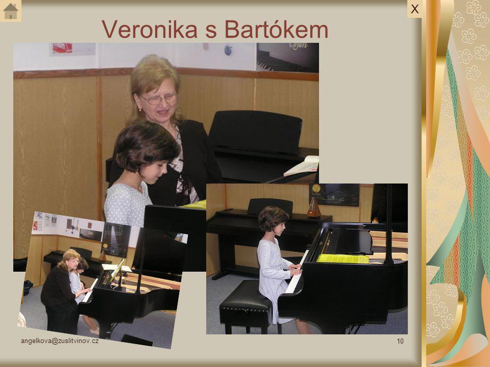 X Veronika s Bartókem angelkova@zuslitvinov.cz