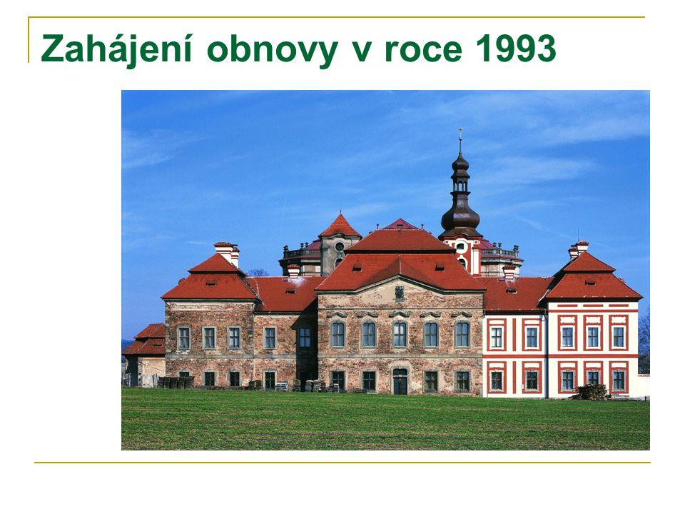 Zahájení obnovy v roce 1993