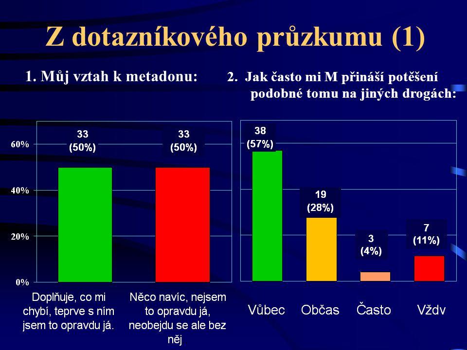 Z dotazníkového průzkumu (1)