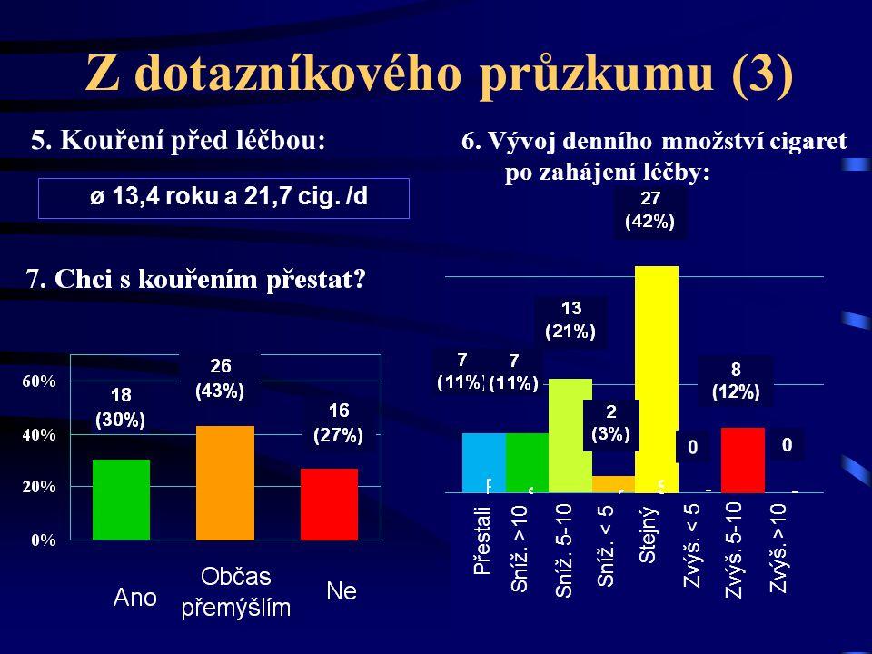 Z dotazníkového průzkumu (3)