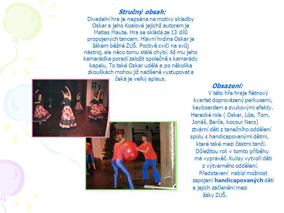 Divadelní hra je napsána na motivy skladby