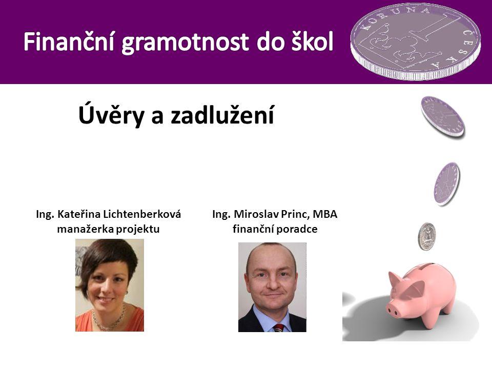Ing. Kateřina Lichtenberková