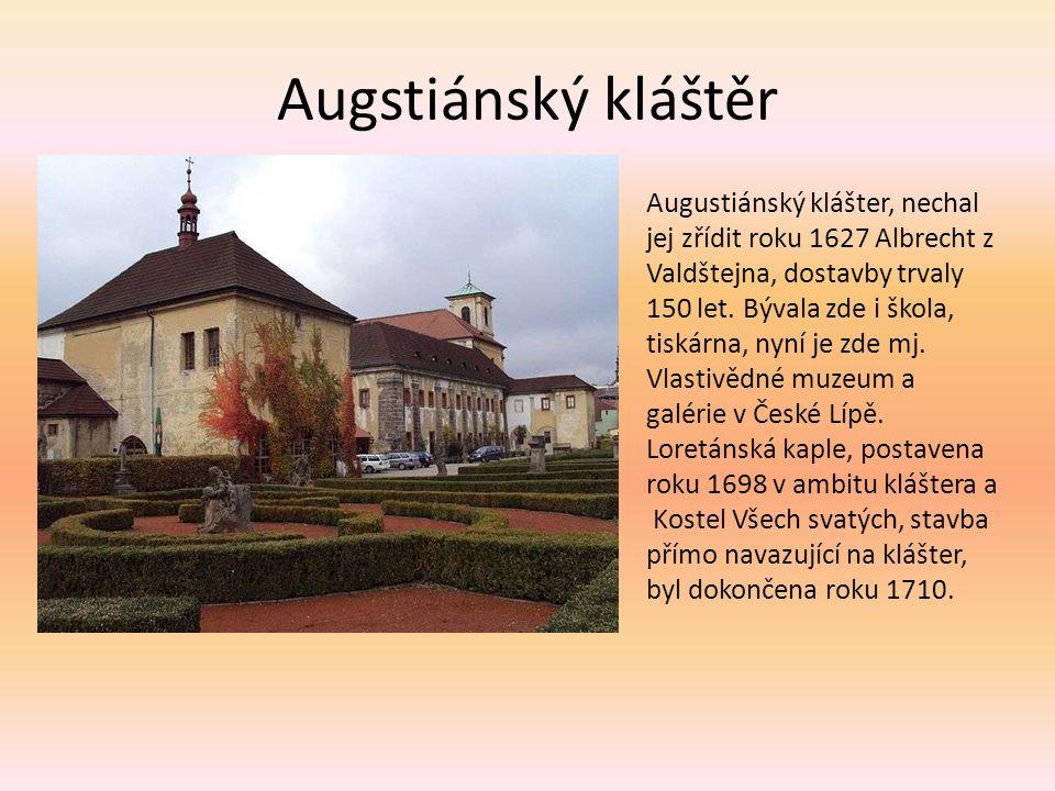Augstiánský kláštěr