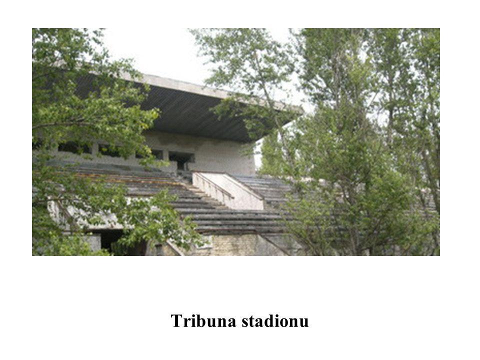 Tribuna stadionu