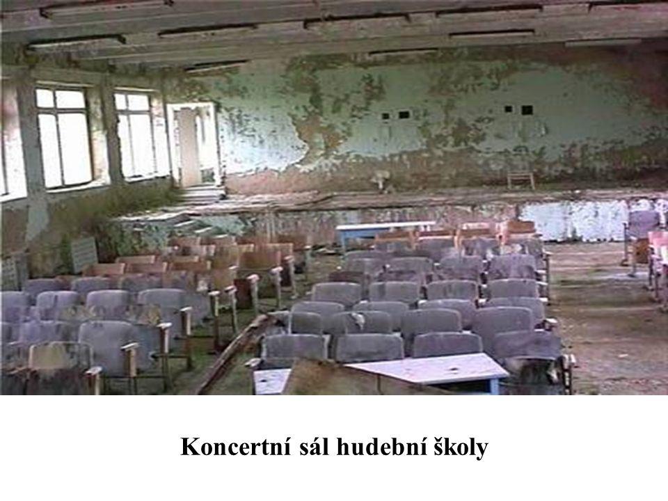 Koncertní sál hudební školy