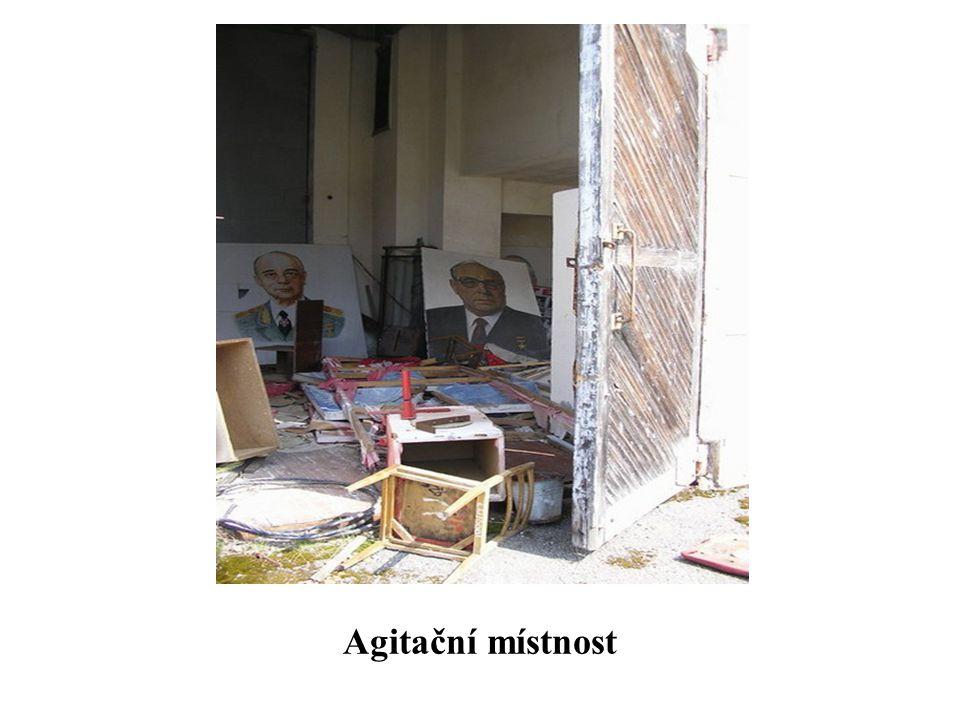 Agitační místnost