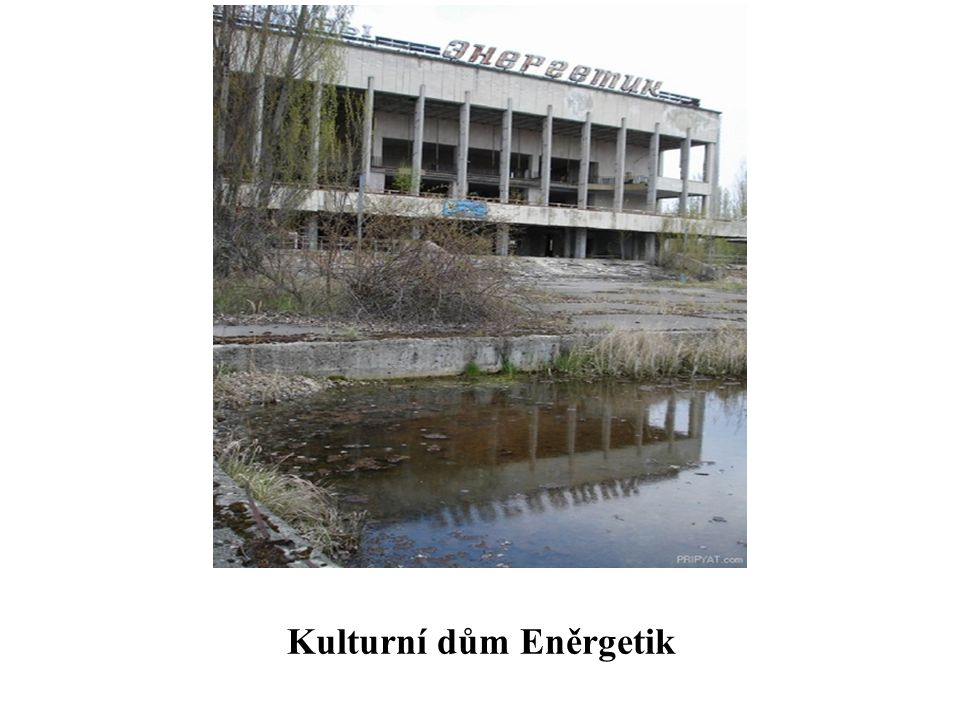 Kulturní dům Eněrgetik
