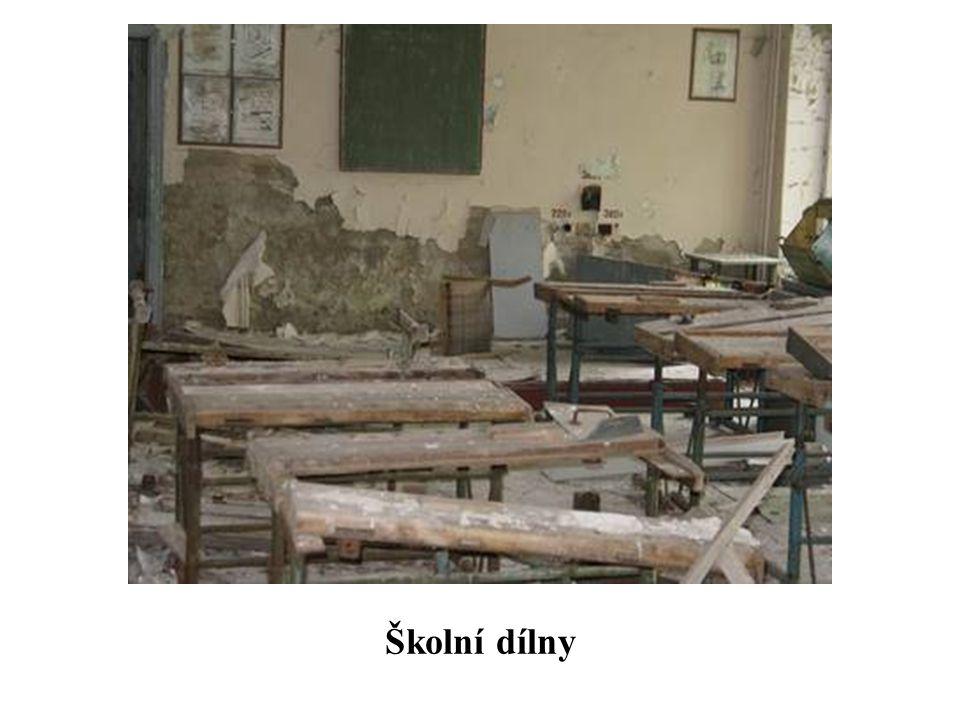 Školní dílny