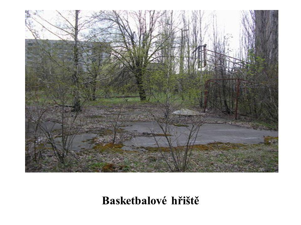 Basketbalové hřiště
