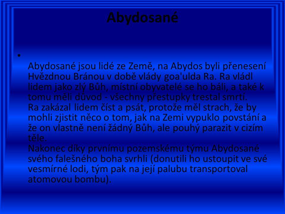 Abydosané