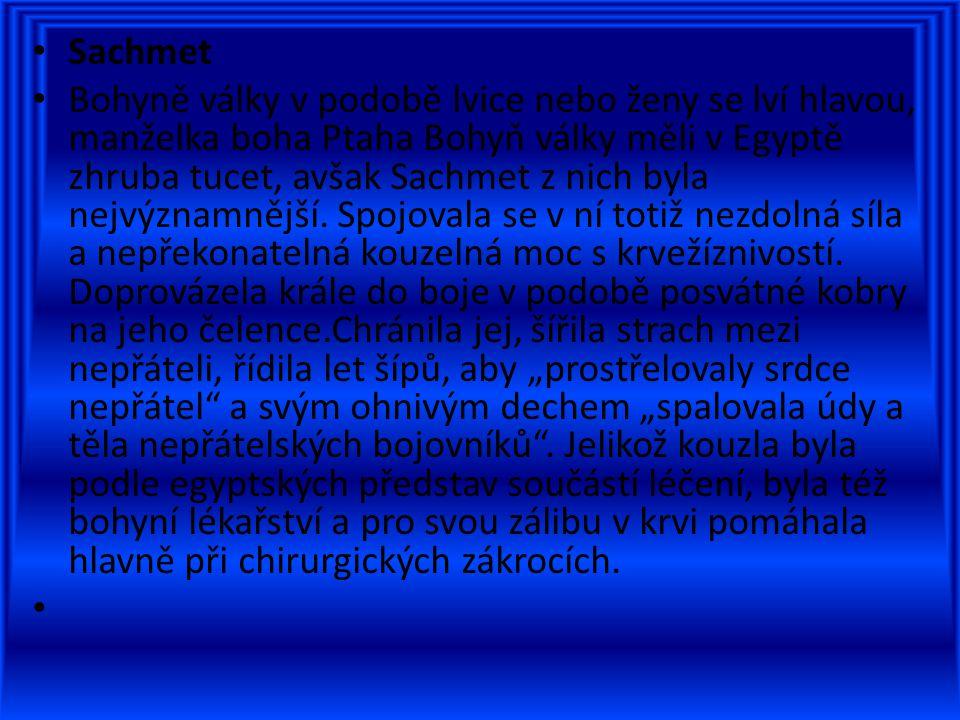 Sachmet