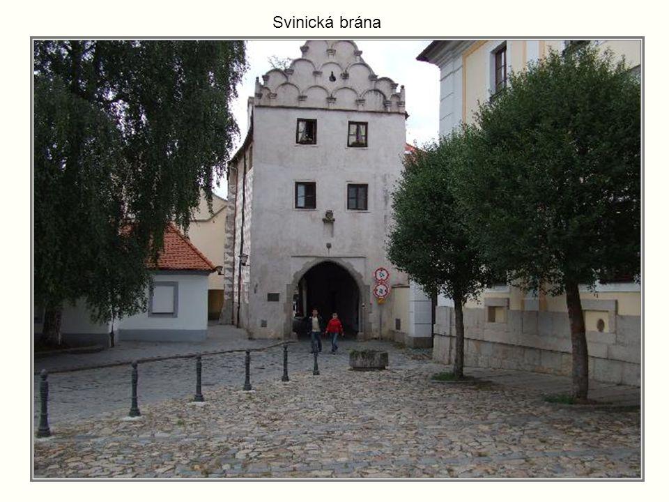 Svinická brána