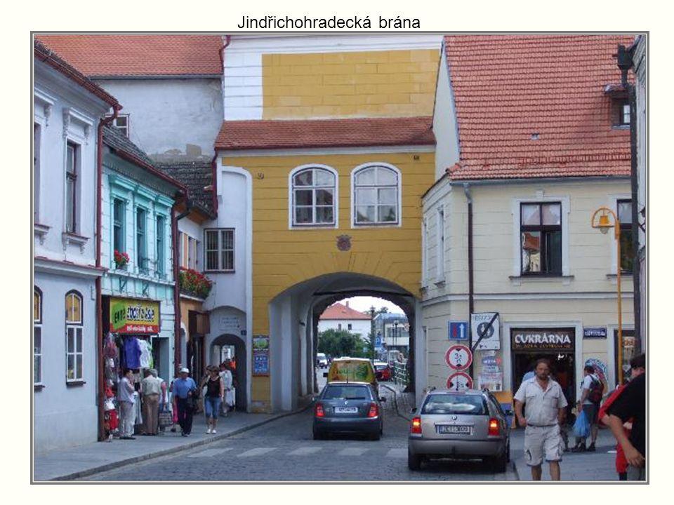 Jindřichohradecká brána