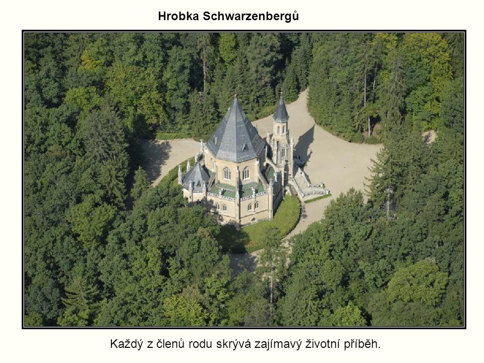 Hrobka Schwarzenbergů