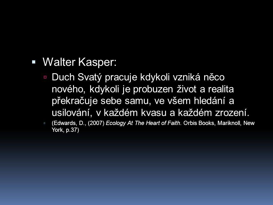 Walter Kasper: