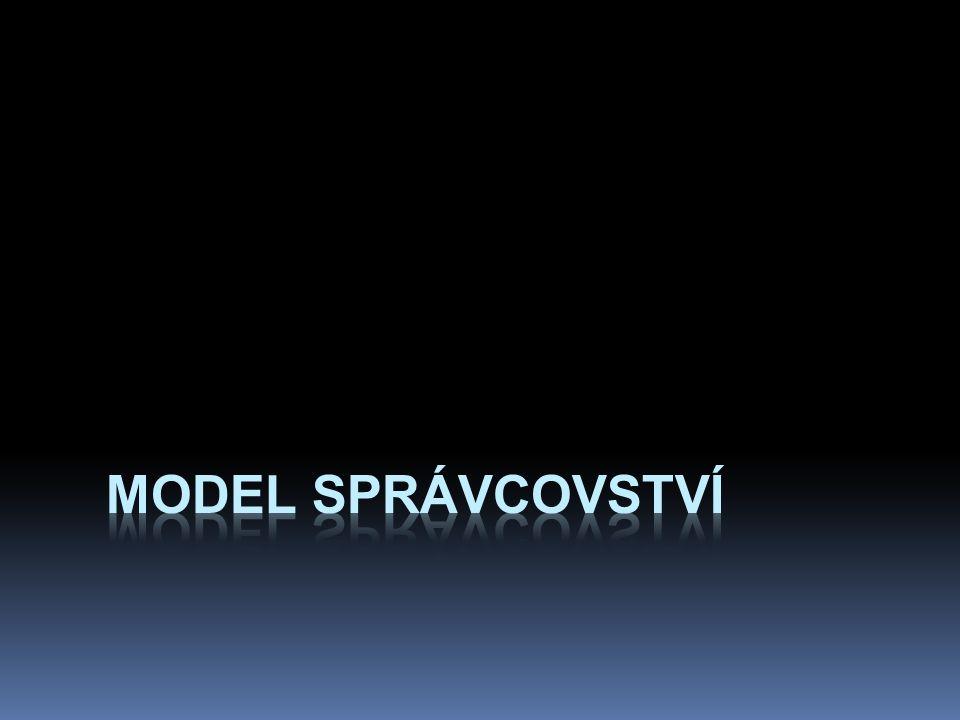 Model správcovství