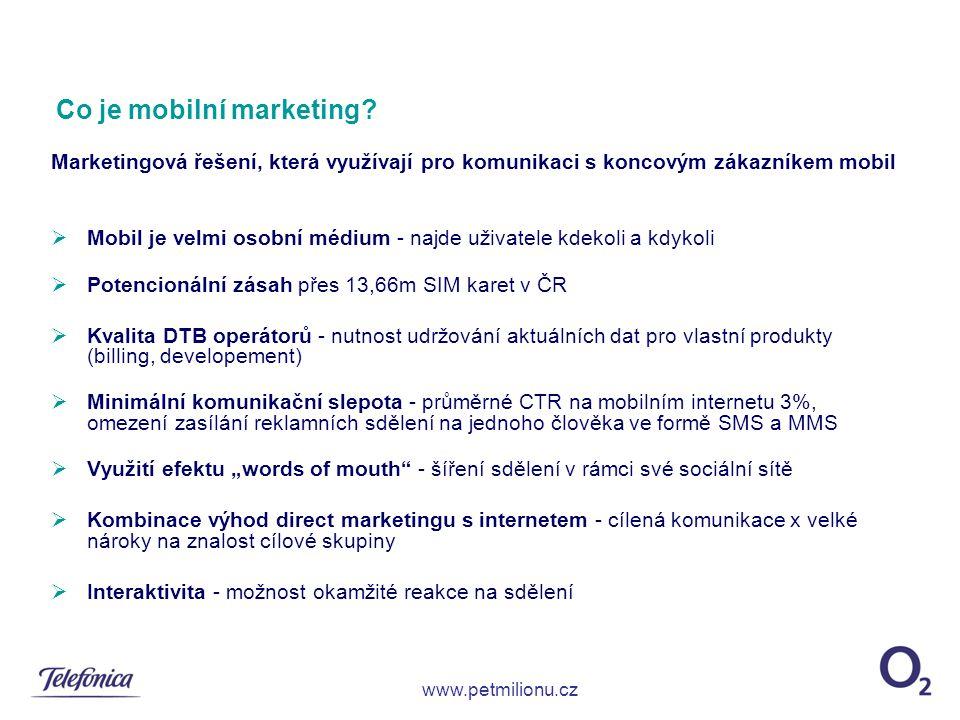 Co je mobilní marketing