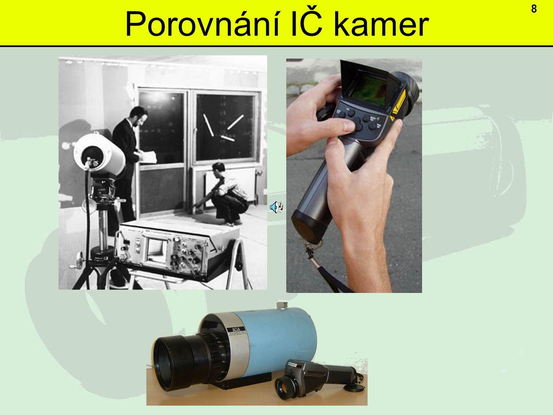 Porovnání IČ kamer 8