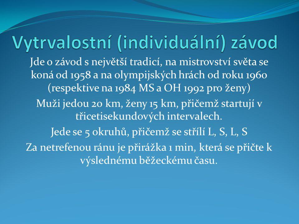 Vytrvalostní (individuální) závod