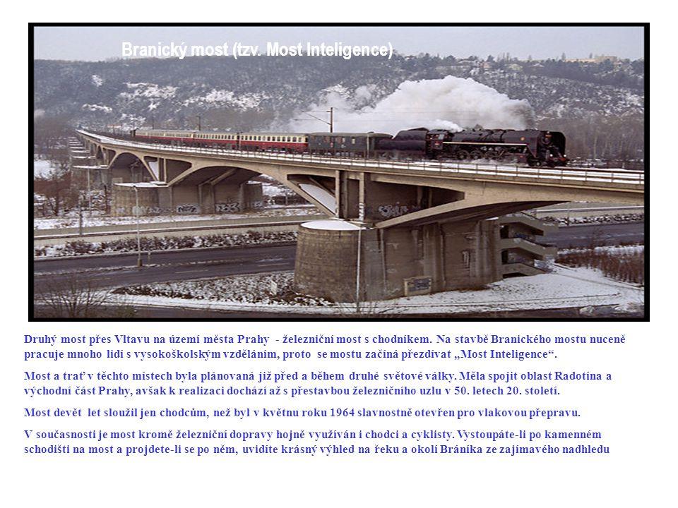 Branický most (tzv. Most Inteligence)