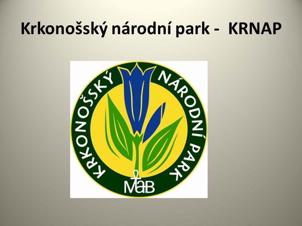 Krkonošský národní park - KRNAP