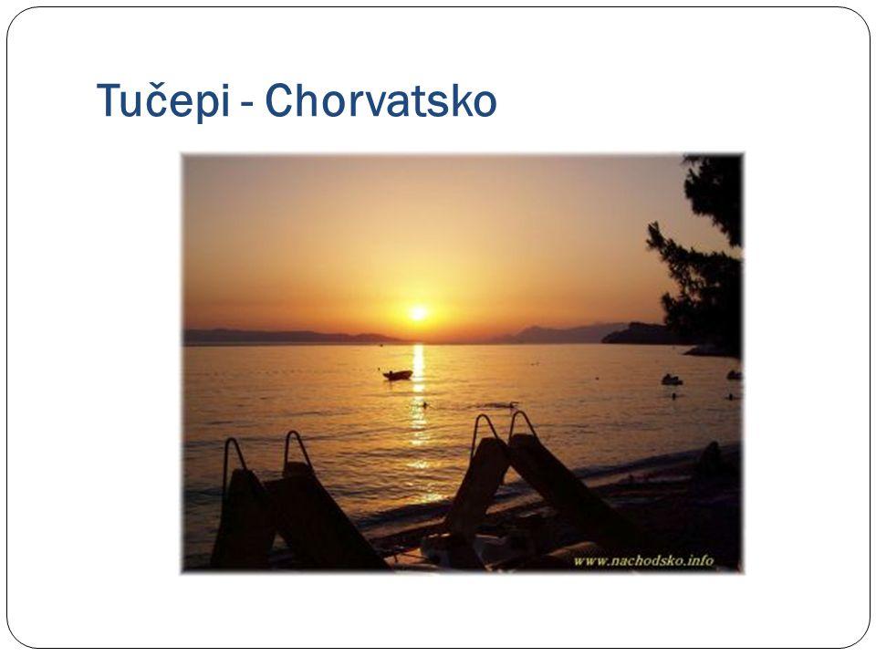 Tučepi - Chorvatsko