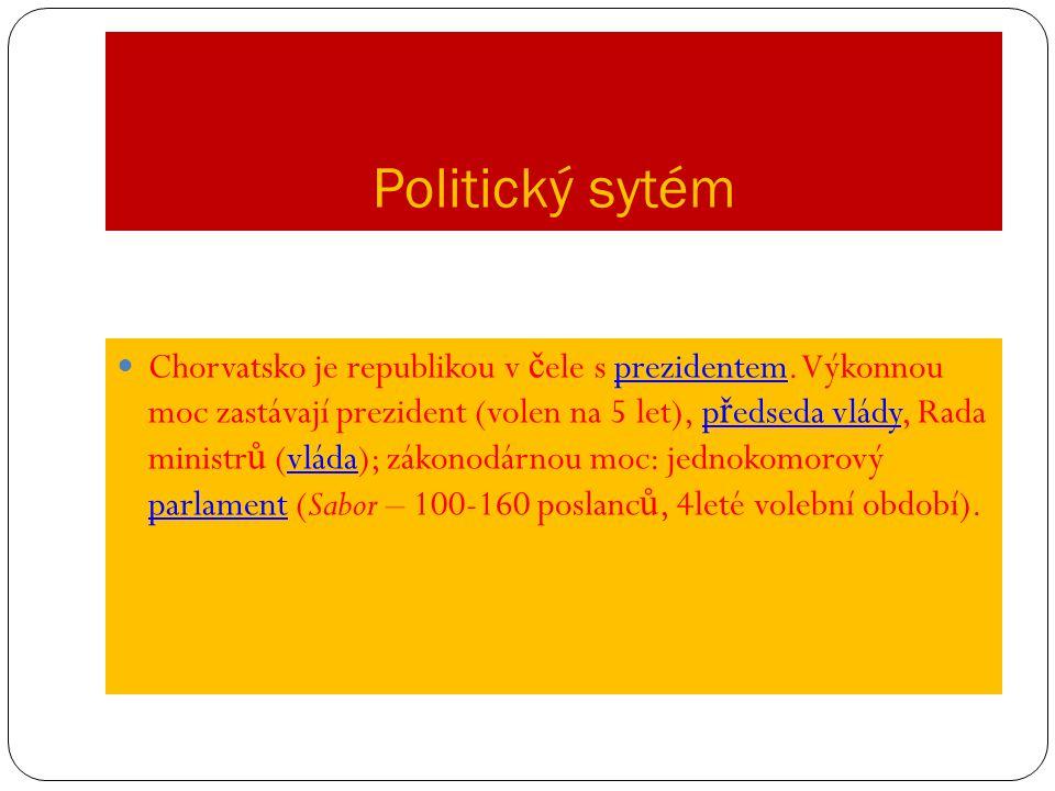 Politický sytém