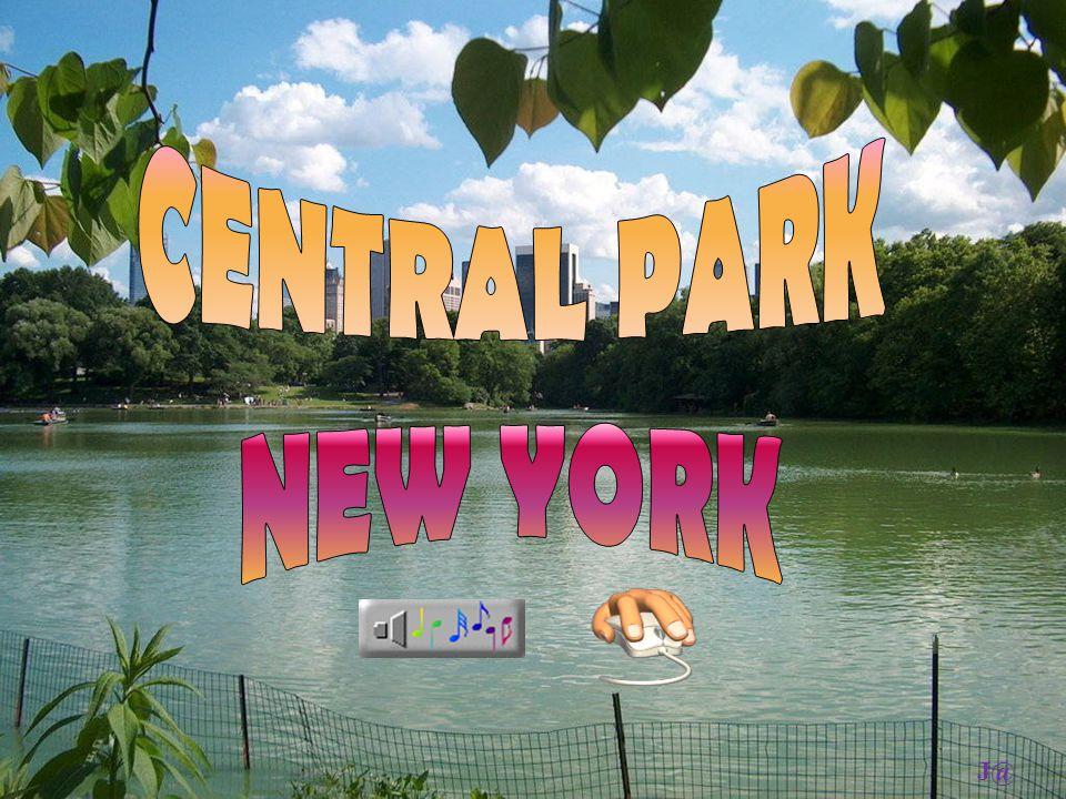 CENTRAL PARK NEW YORK J@