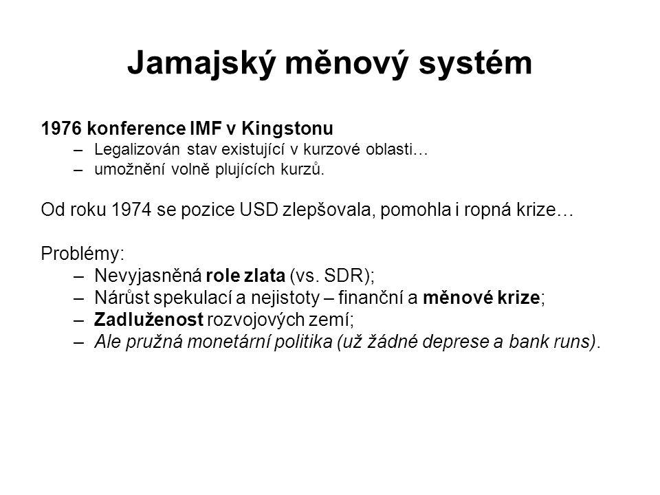 Jamajský měnový systém