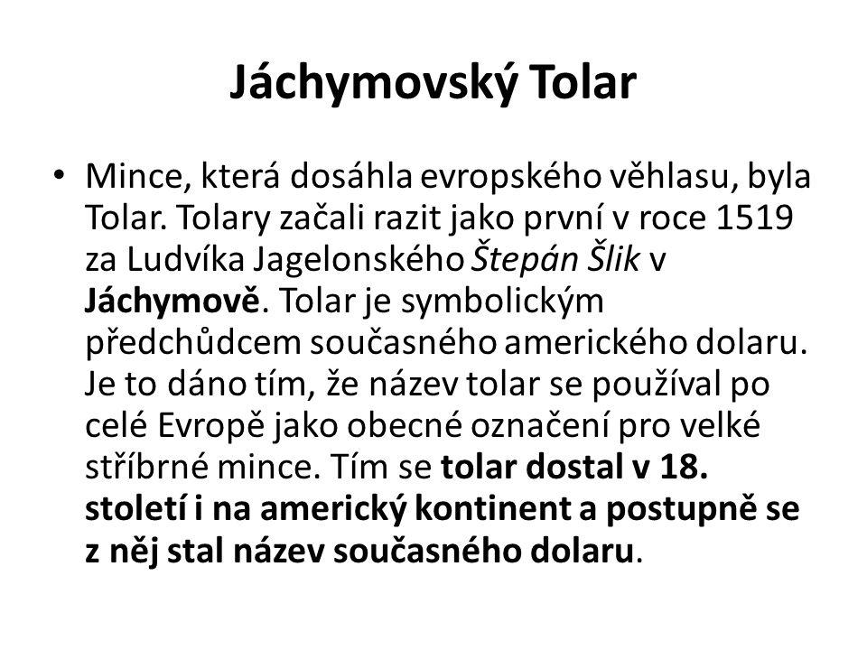 Jáchymovský Tolar