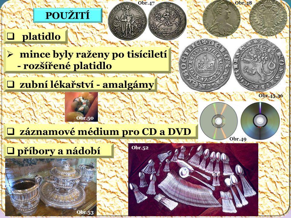 mince byly raženy po tisíciletí - rozšířené platidlo