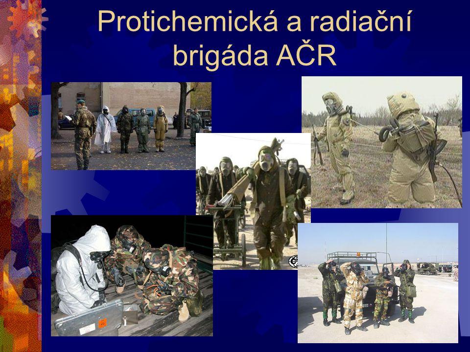Protichemická a radiační brigáda AČR