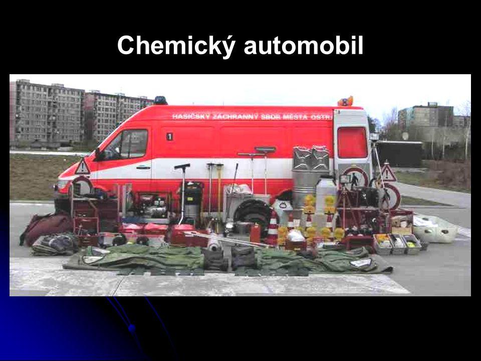 Chemický automobil
