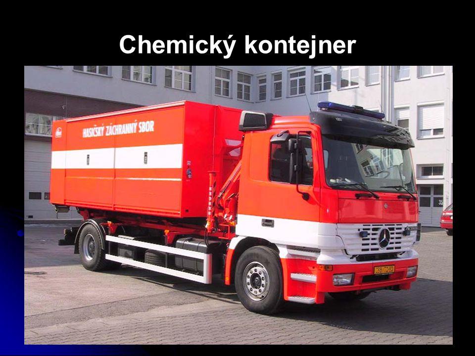 Chemický kontejner