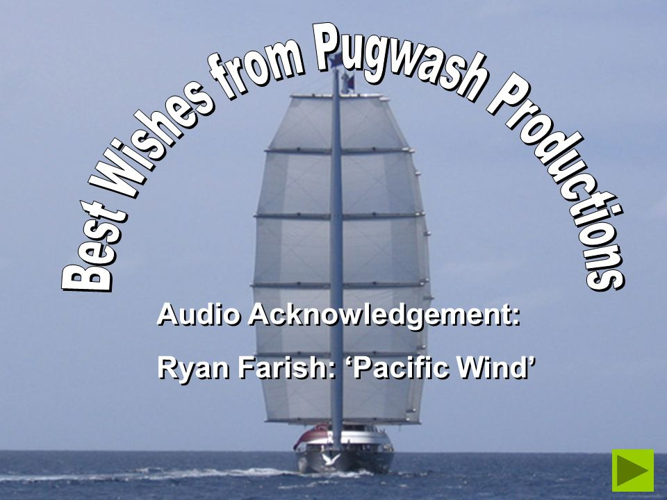 Best Wishes from Pugwash Productions