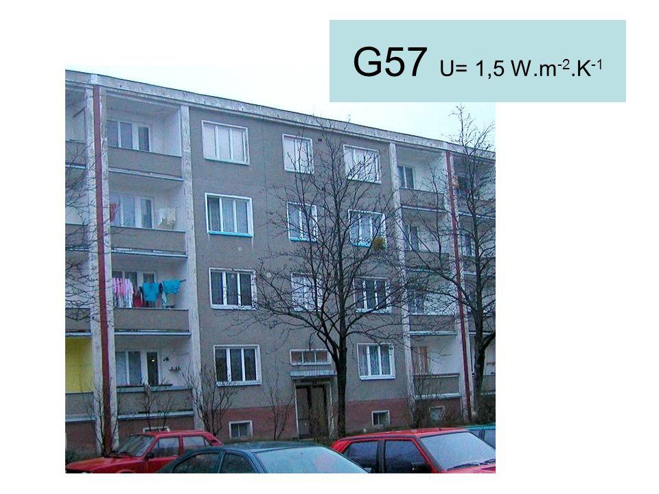G57 U= 1,5 W.m-2.K-1